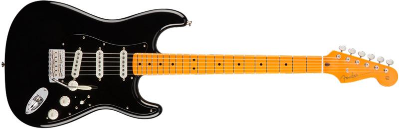 Fender Custom Shop David Gilmour Black Strat NOS