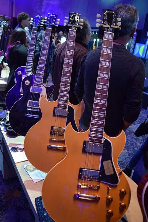 Custom Gibsons