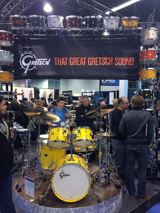 That Great Gretsch Booth