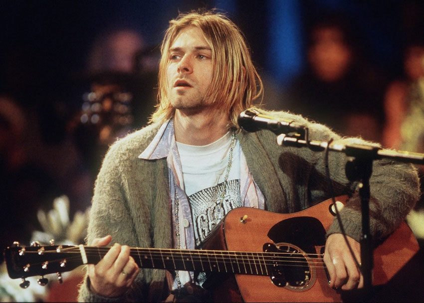 Kurt Cobain Martin D-18E guitar lawsuit