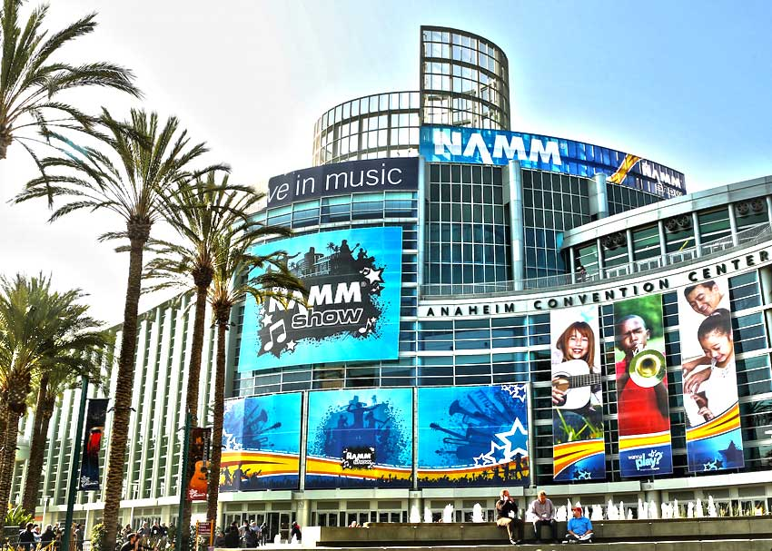 NAMM 2017 Coverage