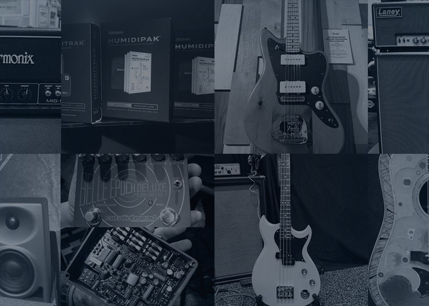 The Coolest Things We saw at NAMM 2017