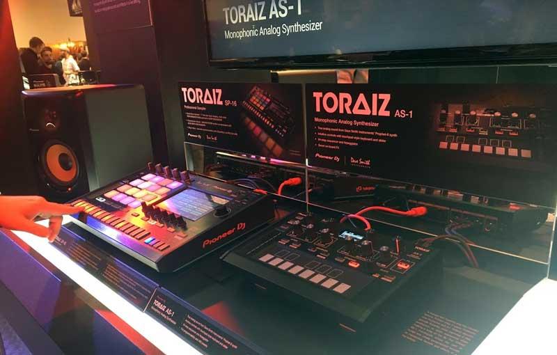 The Toraiz Rises Again