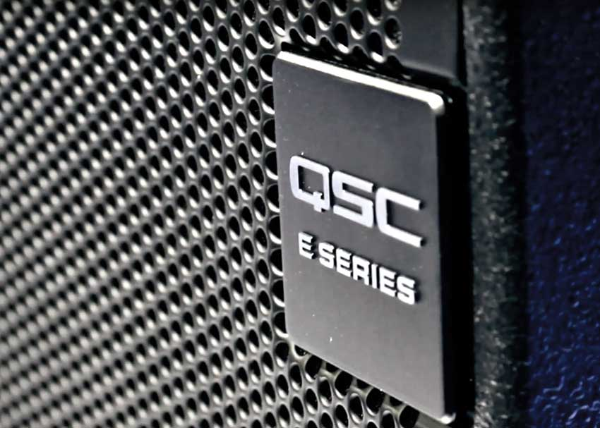 QSC at NAMM 2017 E Series