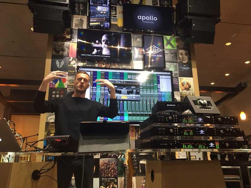 Mix Master