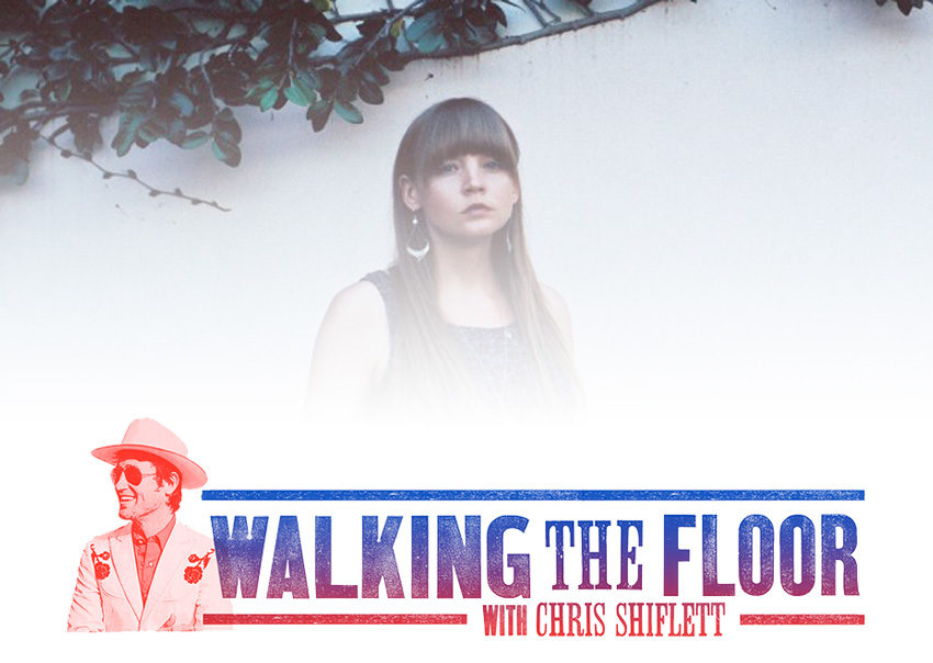 Walking the Floor Episode 70 Courtney Marie Andrews