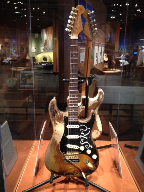 "Stevie Ray Vaughan's ""#1 Strat"""
