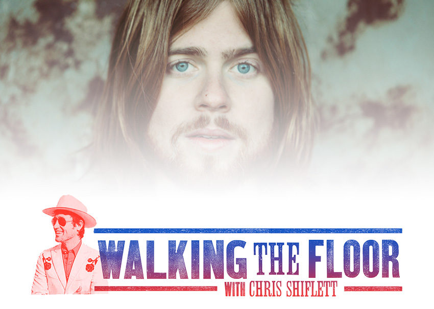 Walking the Floor Andrew Leahey