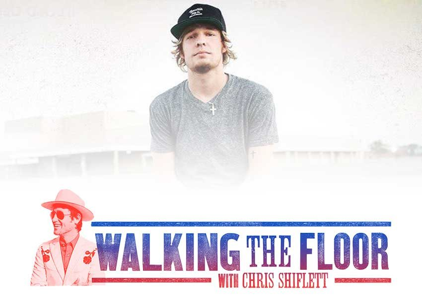 Walking the Floor Episode 74 - Tucker Beathard