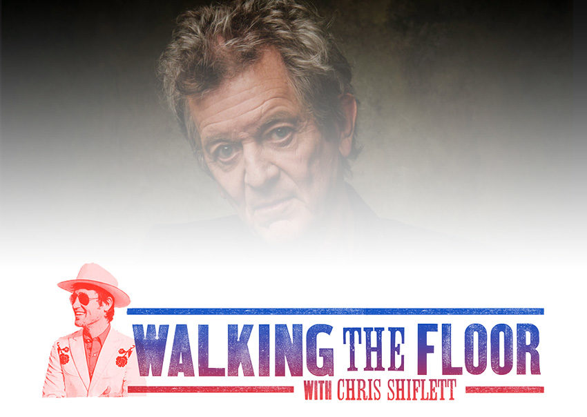 Walking The Floor Episode 78 Rodney Crowell