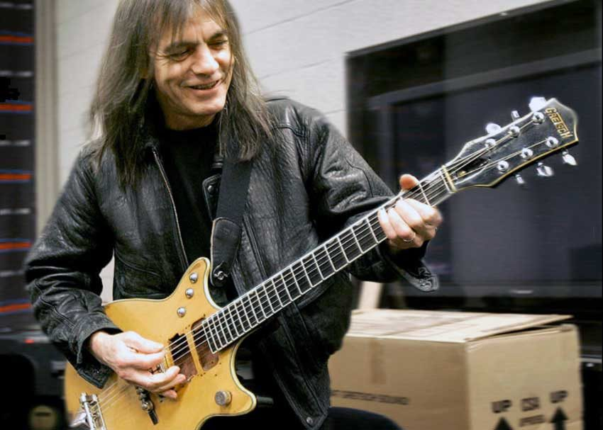 Gretsch Malcolm Young Salute Jet