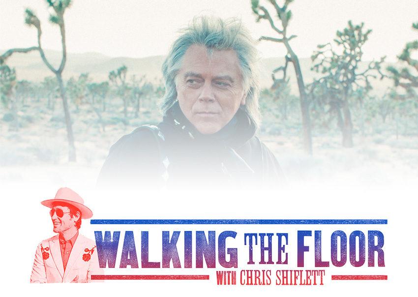 Walking the Floor Episode 76 - Marty Stuart