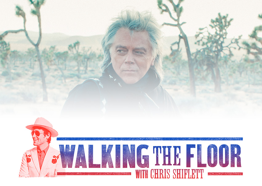 Walking the Floor Episode 76 - Marty Stuart