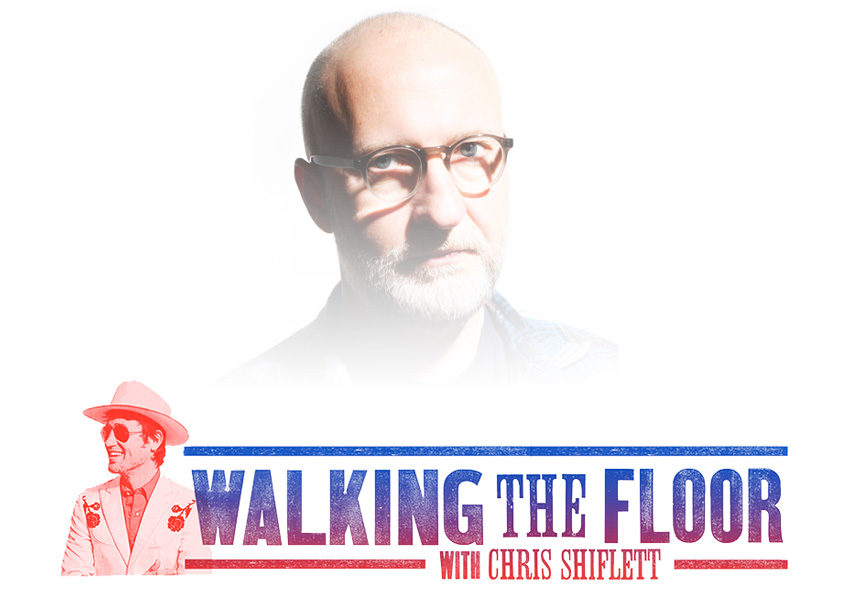 Walking the Floor Episode 77 - Bob Mould