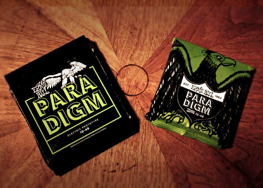 Ernie Ball Paradigm Strings Review