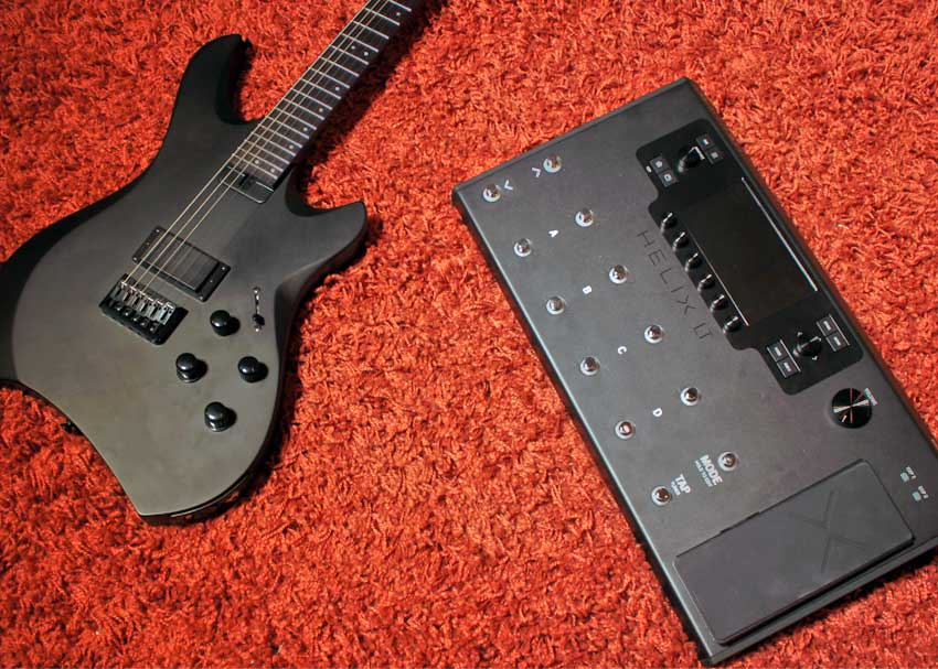 Line 6 Helix LT Shuriken Perfect Pairings