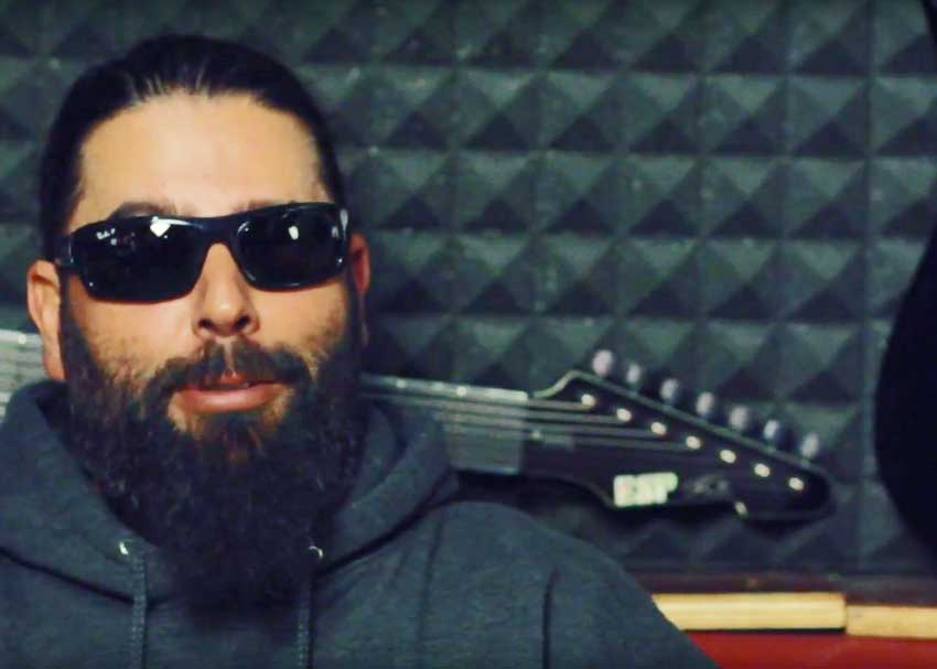 Stephen Carpenter Interview