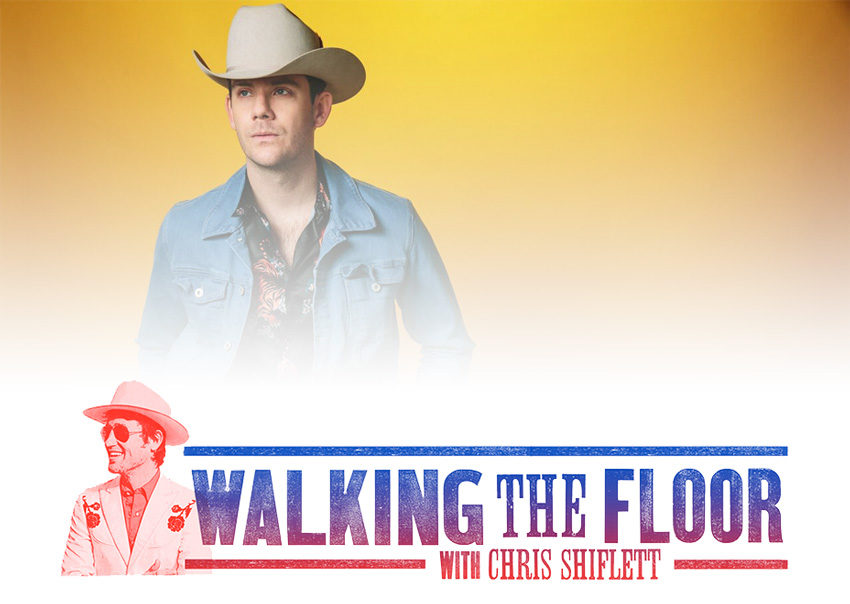 Walking the Floor Episode 81 - Sam Outlaw