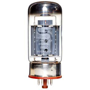 Svetlana 6550 Power Tube