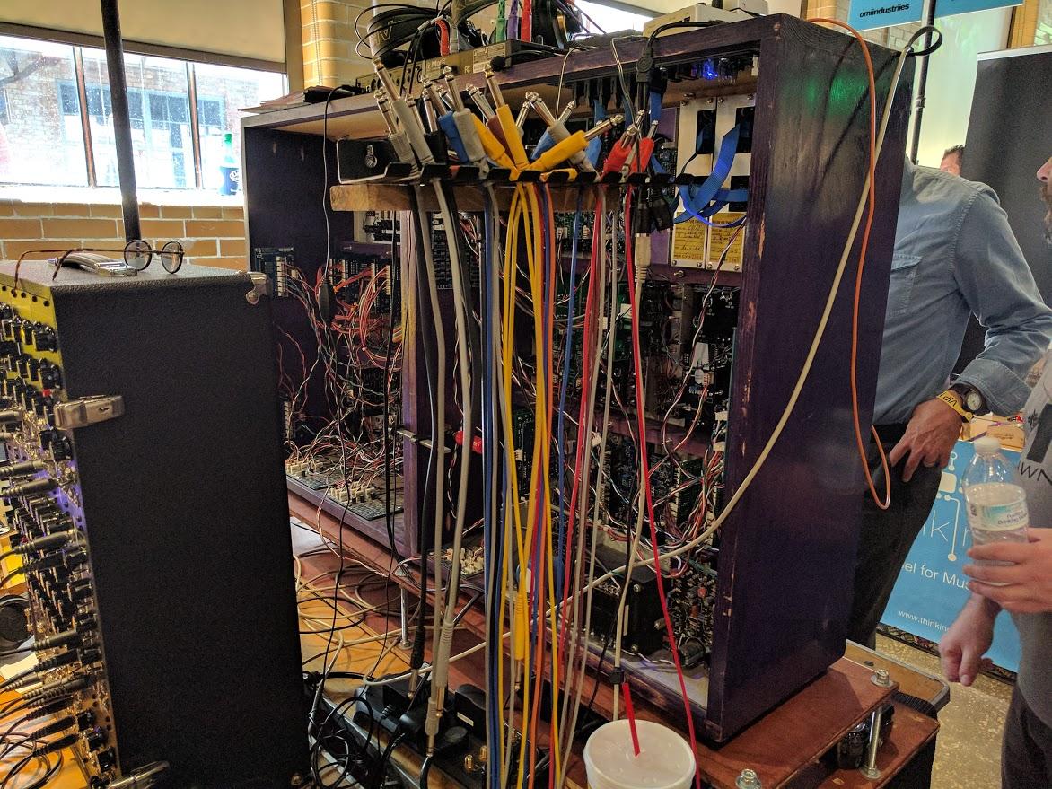 Modular Mess