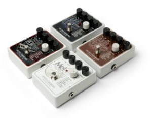 Electro Harmonix 9 Series Pedals - Guitar Synthesis