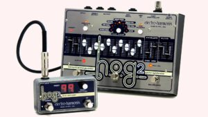 Electro-Harmonix HOG2 - Guitar Synthesis