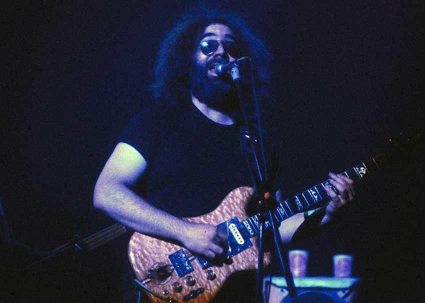 Jerry Garcia Wolf