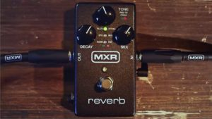 MXR M-300 Reverb - Guitar Synthesis