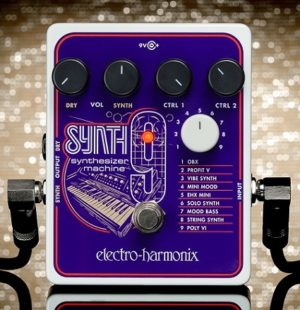 Electro-Harmonix Synth 9 - Guitar Synthesis