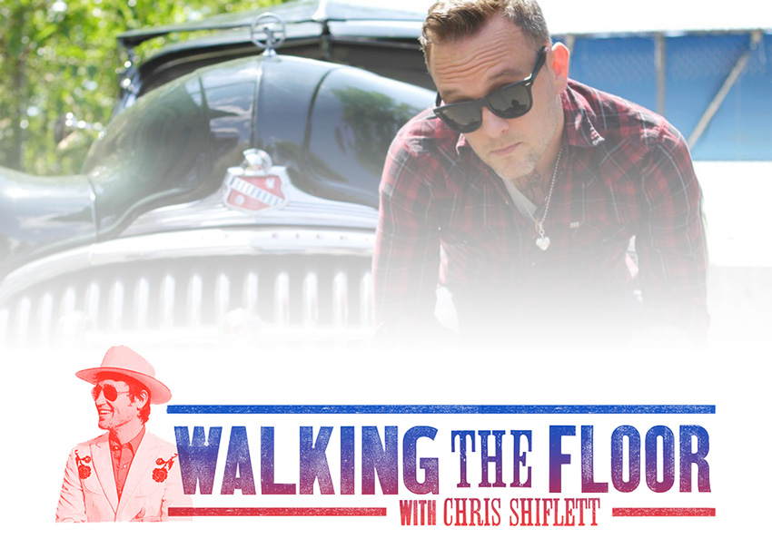 Walking the Floor Episode 87 - Dave Hause