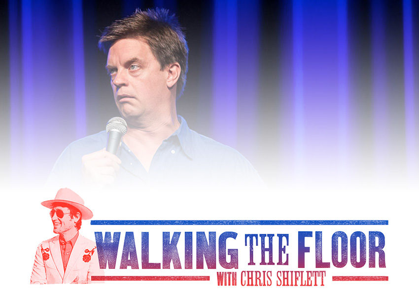 Walking the Floor Episode 86 - Jim Breuer