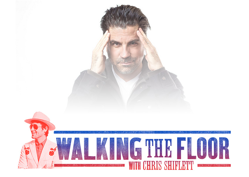 Walking the Floor Episode 83 - Joe Sib