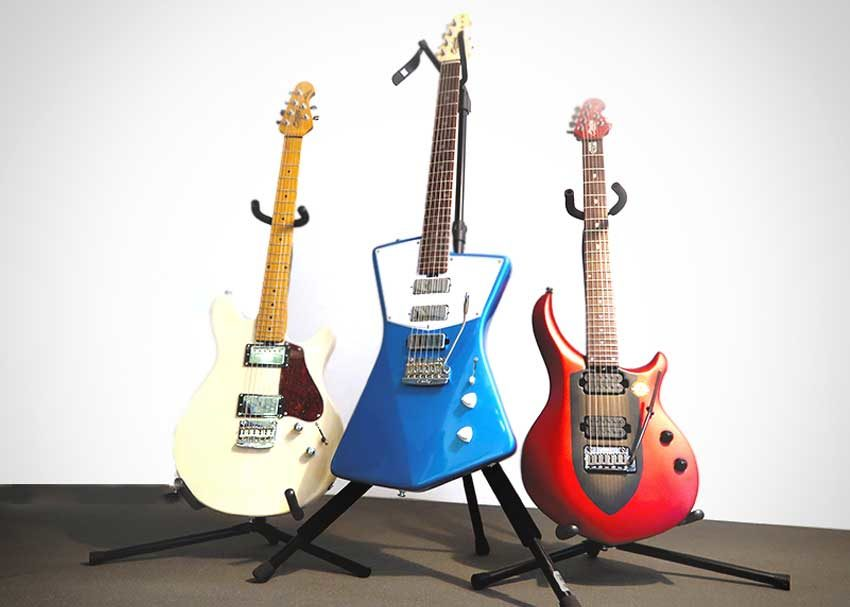 Sterling and Music Man Signature Models
