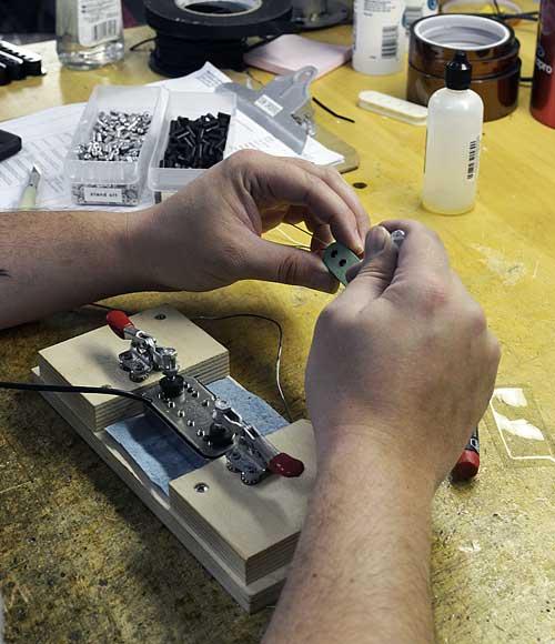 Assembling Mojotone pickups