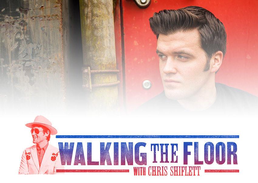 Walking the Floor - Episode 90 Rod Melancon