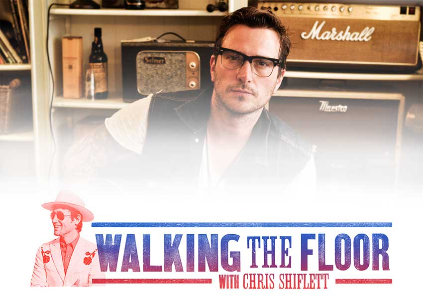 Walking the Floor Episode 91 - Butch Walker
