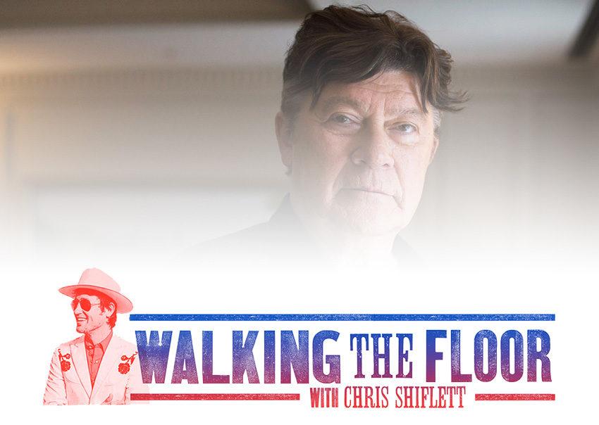 Walking the Floor Episode 88 - Robbie Robertson