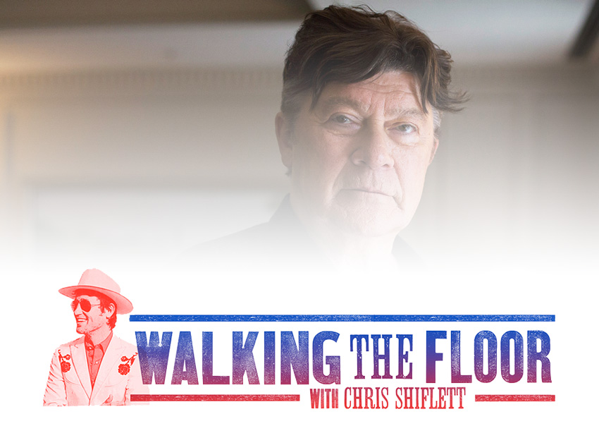 Walking the Floor Episode 88 - Robbie Robertson