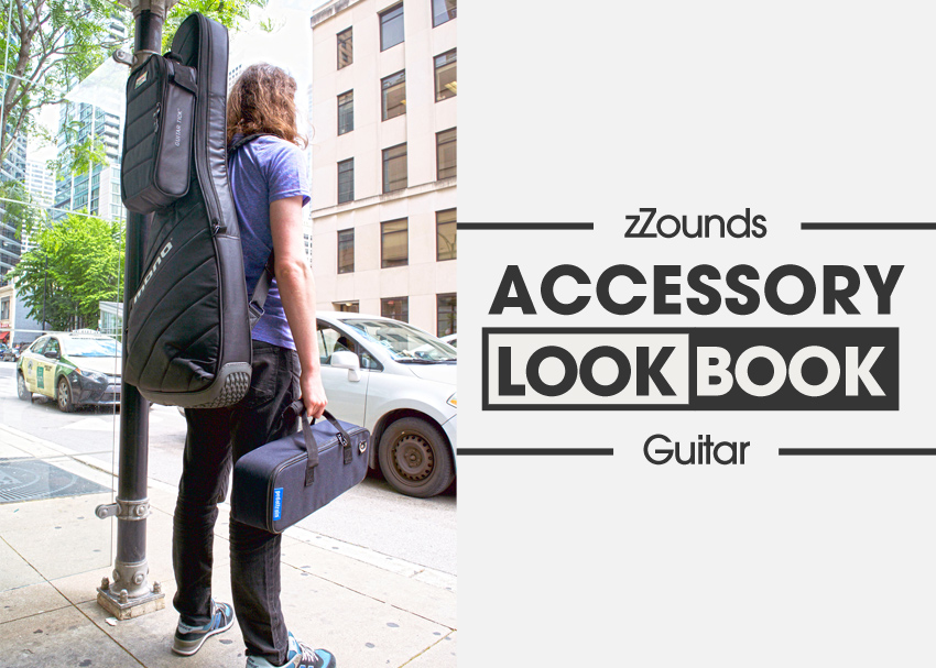 zZounds Accessory Look Book: Guitar