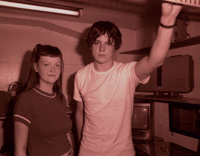 The White Stripes in the early days