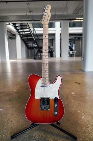 Fender American Elite Telecaster zZounds Studio Take