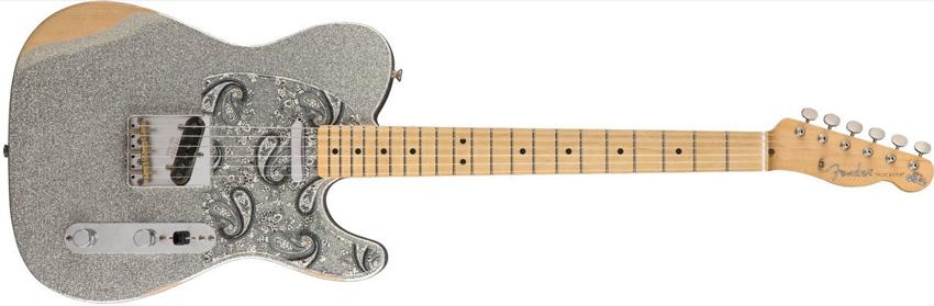 Fender Brad Paisley Worn Telecaster