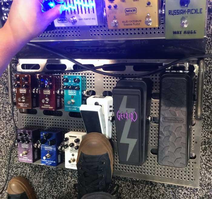 Dunlop's New Bass FX