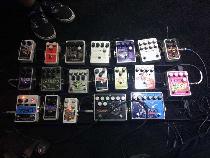 All EHX, All the Time