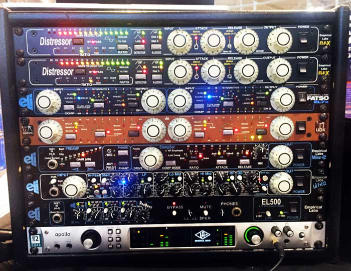 Empirical Labs Rack