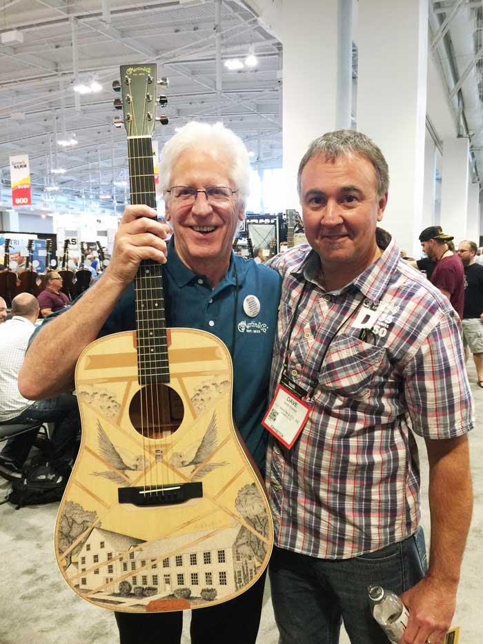 Martin Guitars D-Boak