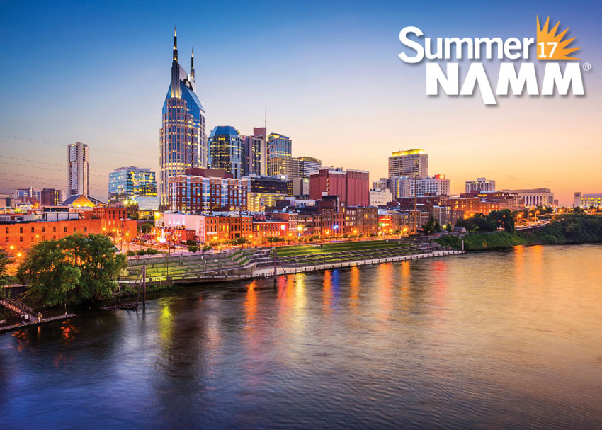 Summer NAMM 2017 Coverage