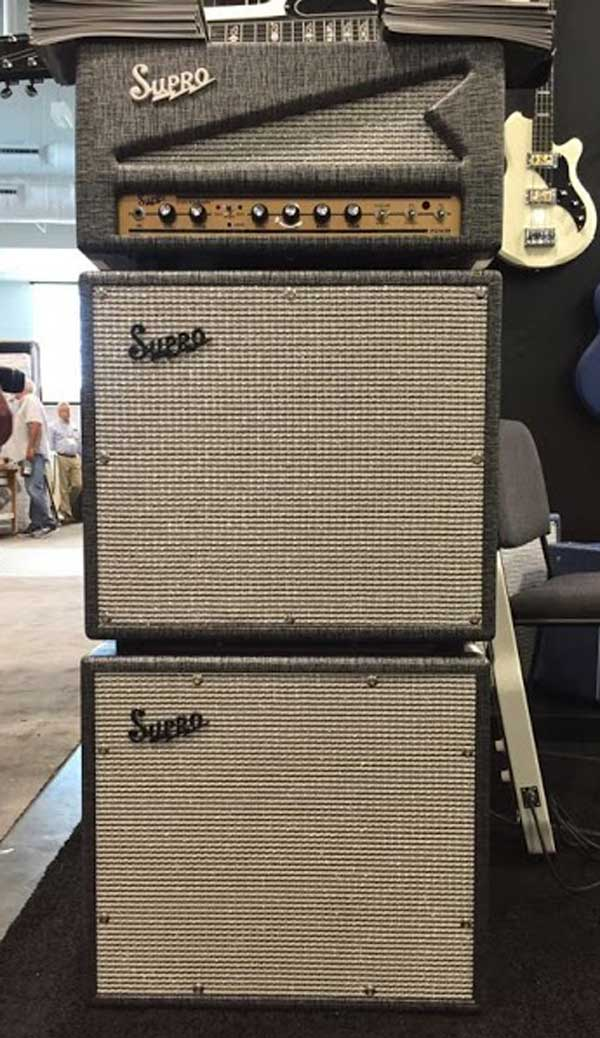 New Supro Stack