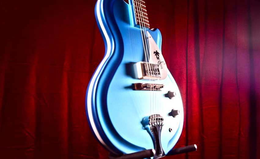 Supro Sahara - Jack White Legends of Tone