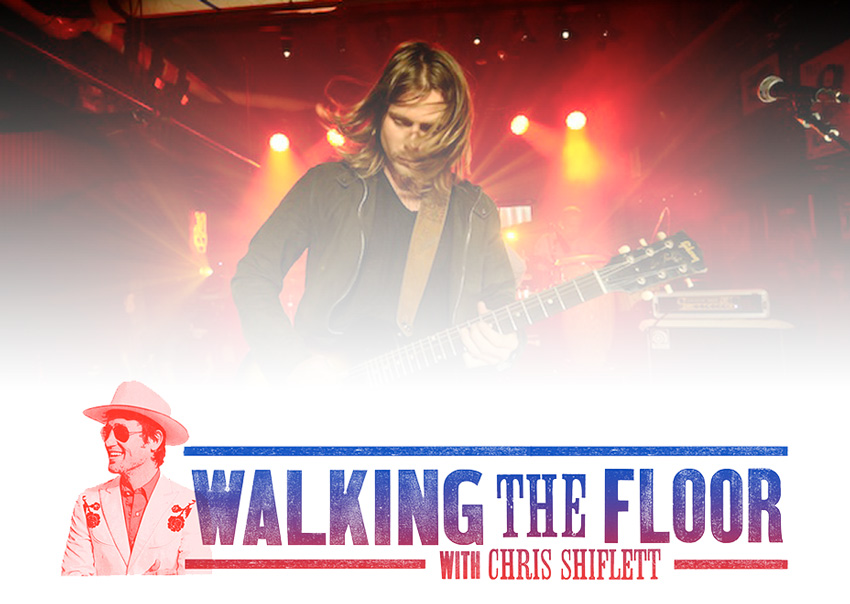 Walking the Floor Episode 93 - Lukas Nelson